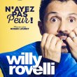 WILLY ROVELLI - date de report