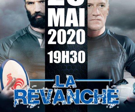 MATCH DES LEGENDES 2020