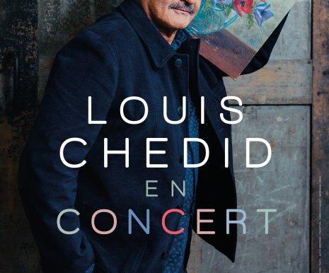 LOUIS CHEDID - DATE DE REPORT