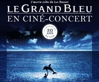 LE GRAND BLEU -  DATE DE REPORT
